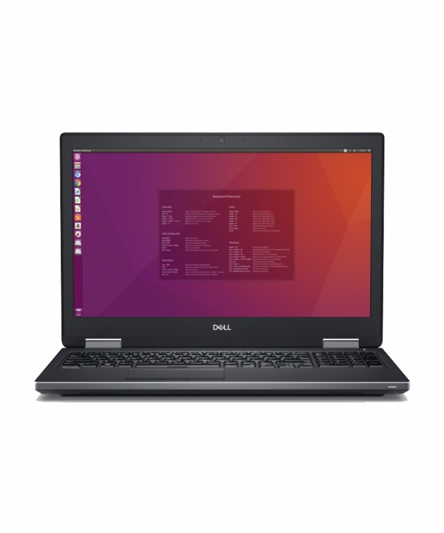 Dell Precision 7530: Intel® Core™ i7, 16GB RAM, 512GB SSD, 4GB AMD Radeon, Windows 10 Pro