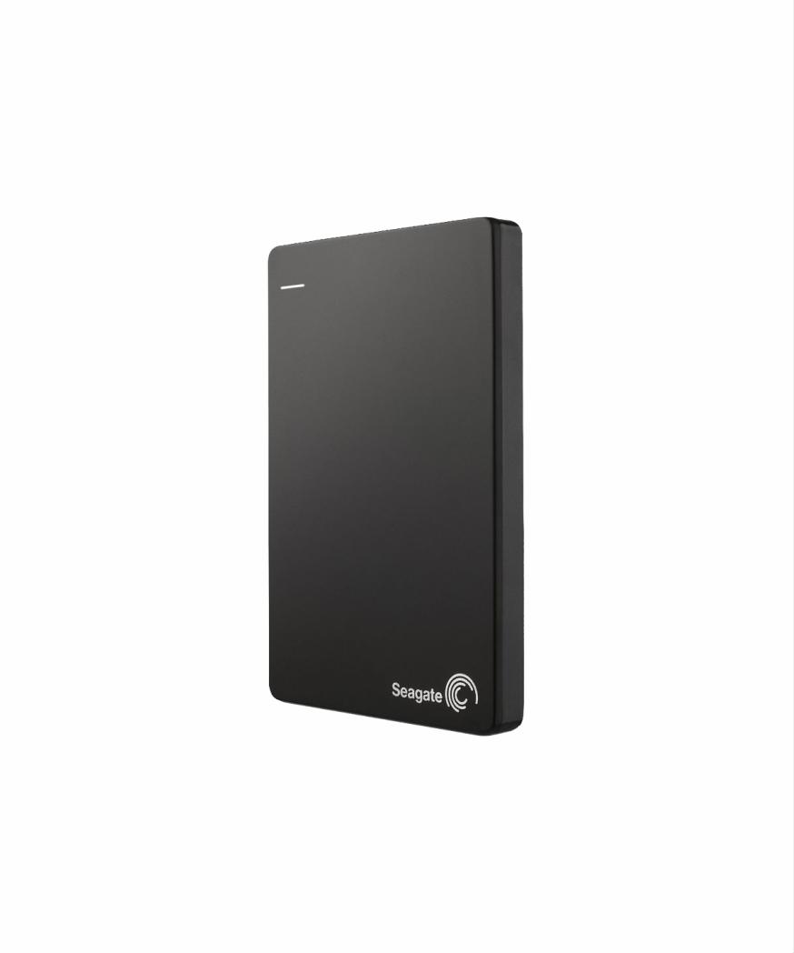 Seagate Back-Up Plus Slim: 1TB Portable Storage, Black