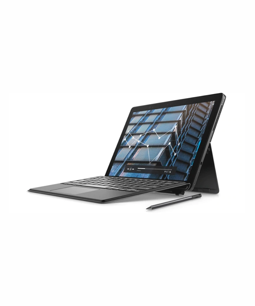 Dell Latitude 5290 2-IN-1: Intel Core i7, 8th Gen, 16gb RAM, 128gb SSD, Touchscreen, Detachable Laptop to Tablet With Stylus Pen