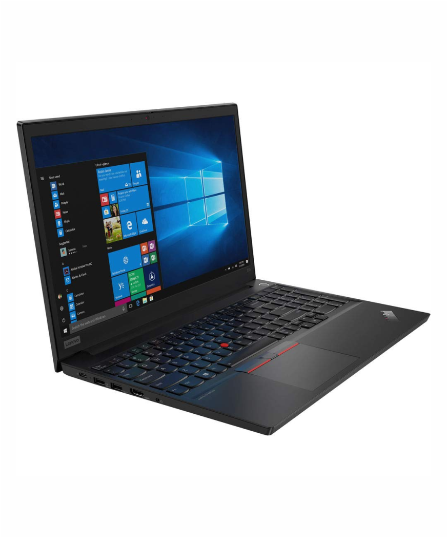 LENOVO THINKPAD E15 Intel Core i5, 10th Gen,8GB Ram, 1TB HDD, 2GB Amd RX 640 Graphics, Fingerprint reader, Windows 10 Pro.