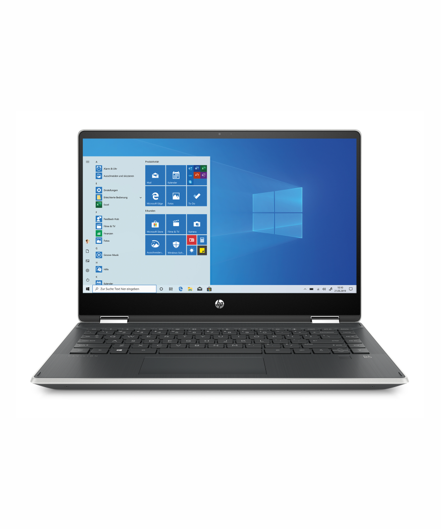 HP Pavilion x360 - 14t-dh100: Intel Core i7 10th Gen, 8GB RAM, 1TB HDD, Touchscreen, Convertible with Stylus Pen