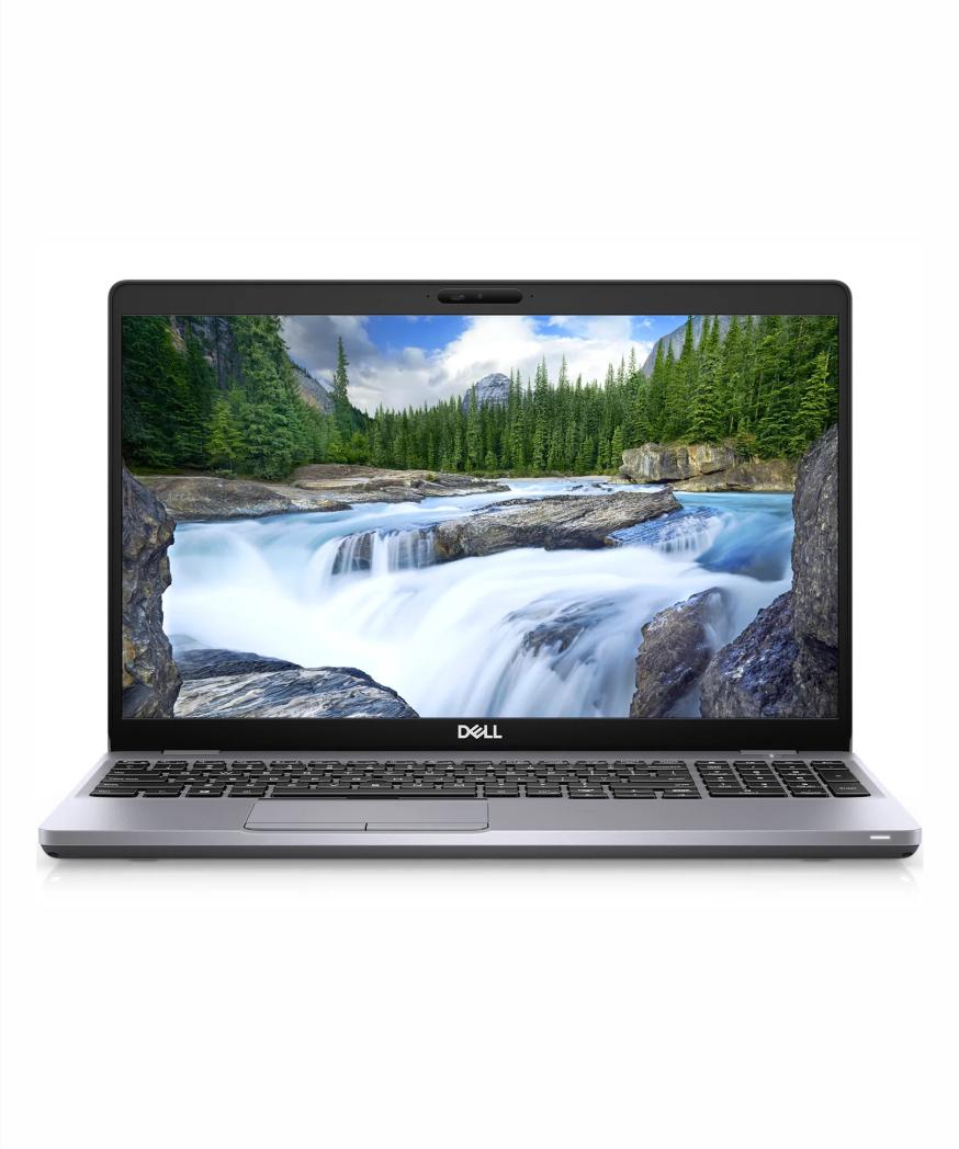 DELL LATITUDE 5510 Intel Core i5 10th Gen 1.7ghz, 8gb RAM, 256gb SSD, 15.6'', Backlit keyboard, Windows 10 Pro