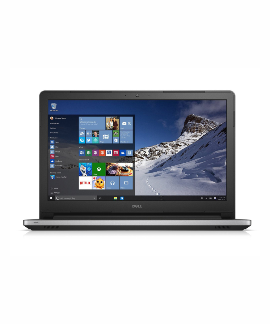 DELL INSPIRON 15	5559 Intel Core i7 6th Gen 1.8GHz, 16gb RAM, 1tb    HDD, 15.6'', Touchscreen, Baclit Keyboard, 1gb AMD Radeon Graphics
