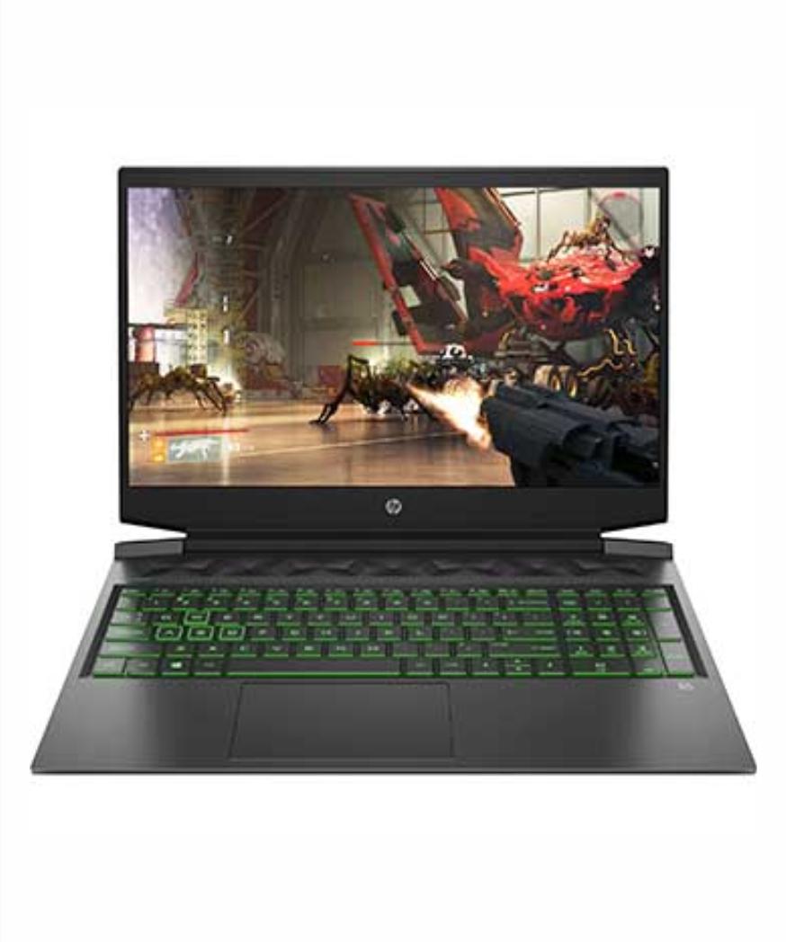 HP Pavilion Gaming Laptop 16-a0032dx Intel core i5, 10th Gen, 8GB Ram, 512GB SSD, 6GB NVidia Geforce GTX 1060 TI Max Q, Windows 10 Home.