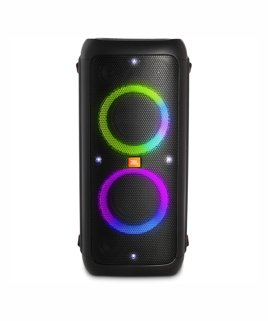 JBL PARTY BOX 300 High Power Portable Wireless Bluetooth Speaker With Battery