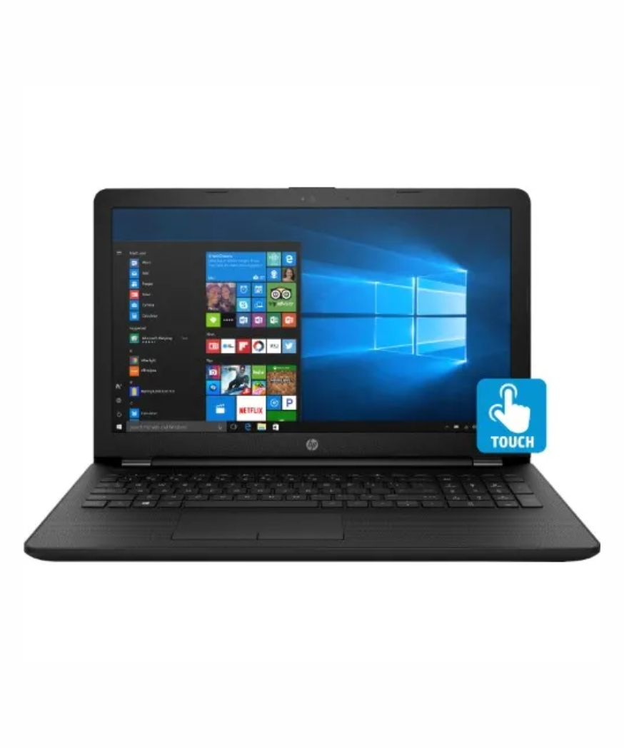 HP Notebook 15-da2915nia: Intel Core i7 10th Gen, 8GB RAM, 2TB HDD, Touchscreen, Windows 10 Home