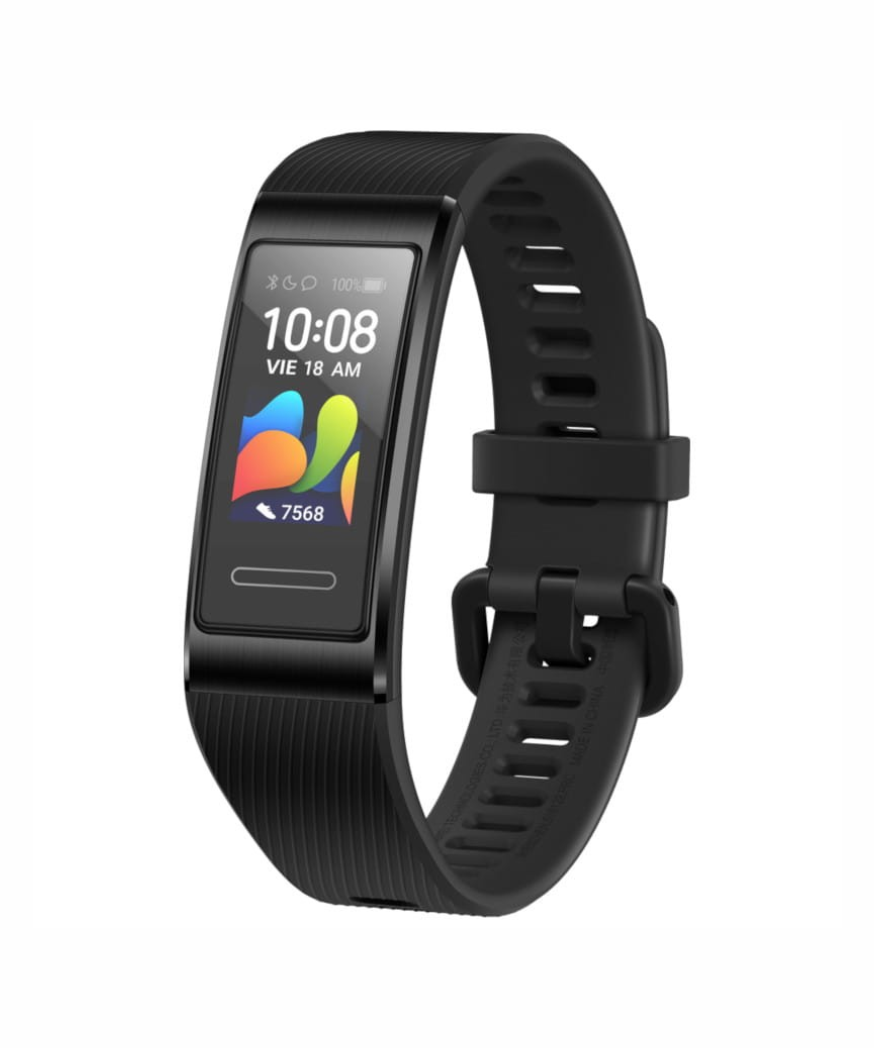 HUAWEI BAND 4 Fitness Tracker Smart Heart rate Checking, Creative Built in Usb Charging