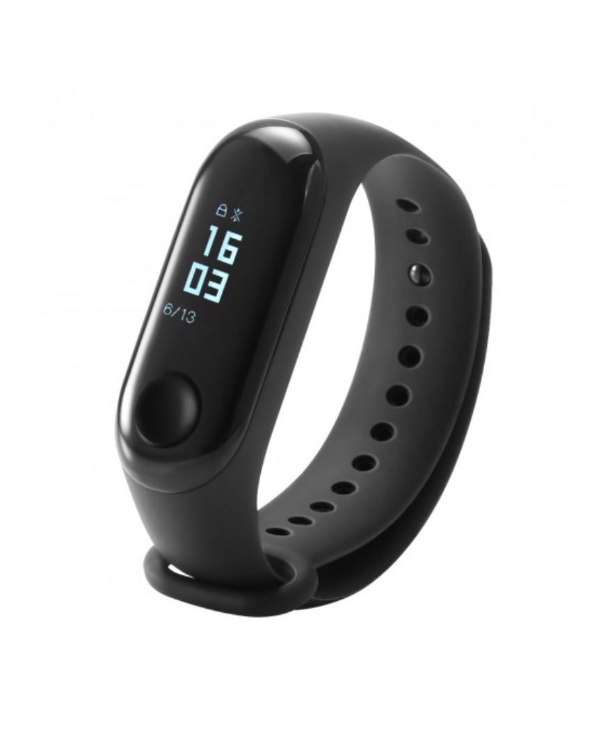 MI BAND 3 Fitness Tracker, Full touch screen, 50meters of water resistance