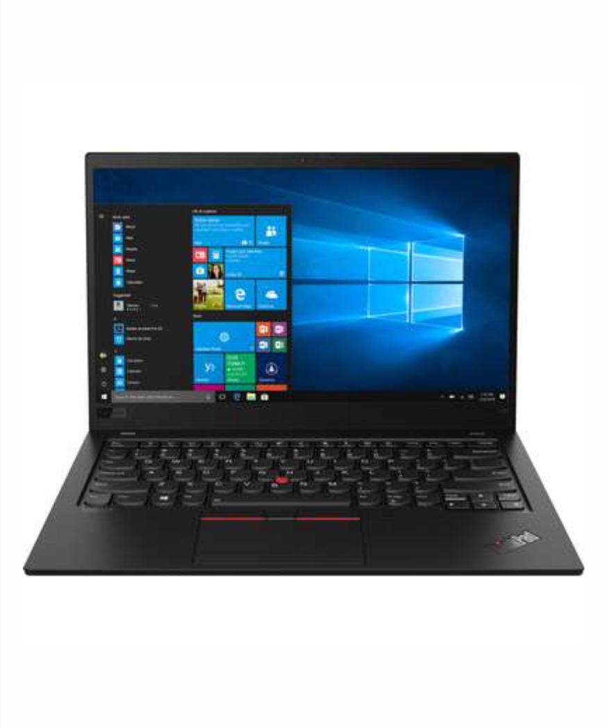 LENOVO THINKPAD X1 CARBON 7TH GEN Intel Core i7 8th gen 1.9ghz, 16gb RAM, 1tb SSD, 14.0'', Backlit keyboard, Finger Print Reader, Webcam, Bluetooth, Wireless, Windows 10 Pro