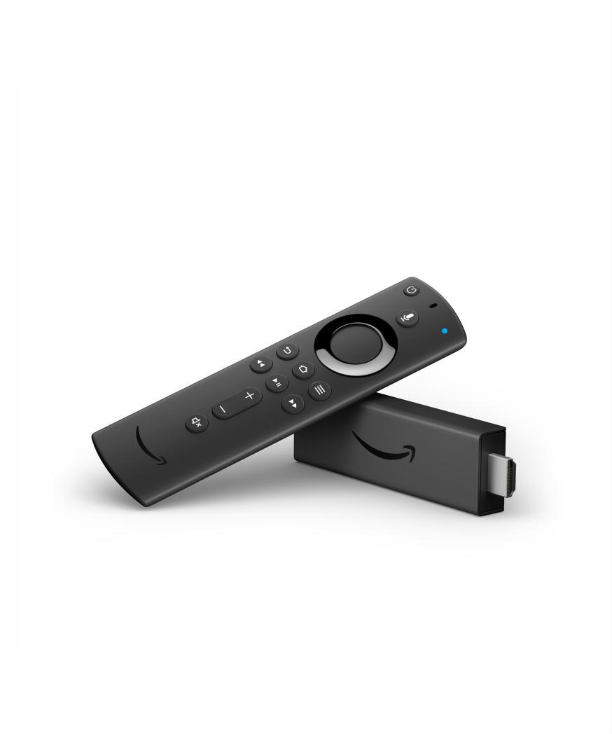 Amazon Fire Tv Stick 4k With Alexa Voice Remote