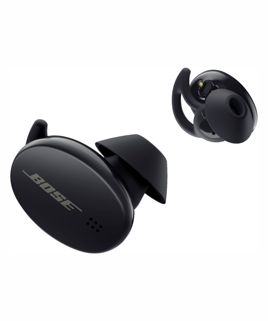 BOSE SPORT EARBUDS - True Wireless Earphones Bluetooth Headphones for Workouts and Running, Triple Black