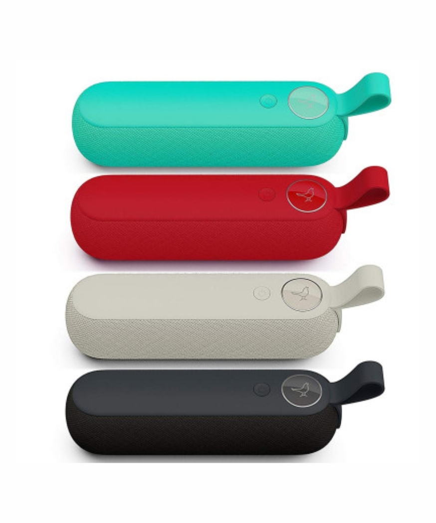 LIBRATONE TOO 30W Portable Bluetooth Speaker, 360°Sound, Simple Touch Control, Streaming Online, Preset 5 Favorites, 12-Hour Playtime, Built-in Mic, IPX4 Perfect for Outdoor